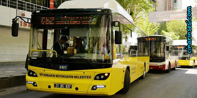 B6 Otobüs Saatleri Diyarbakır