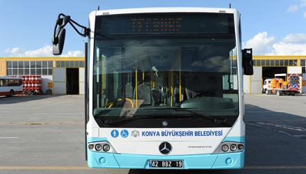 56 Otobüs Saatleri Konya