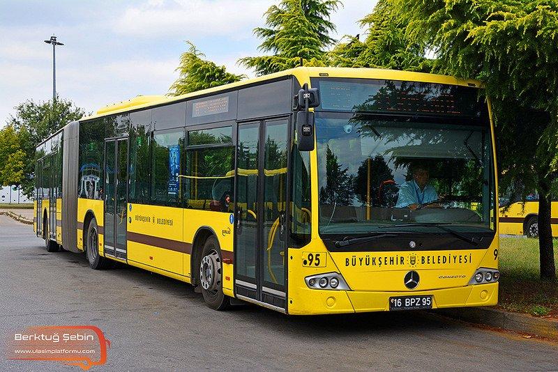 18 Otobüs Saatleri Bursa