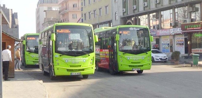A5 Otobüs Saatleri Diyarbakır