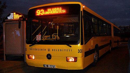 1/C Aşiyan Atatürk Caddesi Otobüs Saatleri