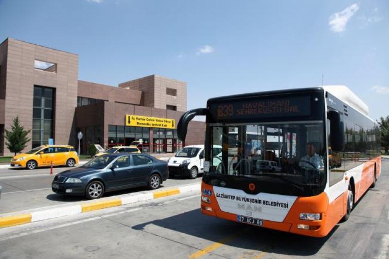 Gaziantep Hayvanat Bahçesi Otobüs Saatleri