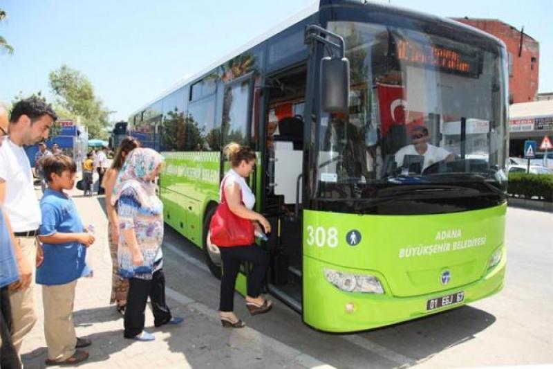 125 Otobüs Saatleri Adana