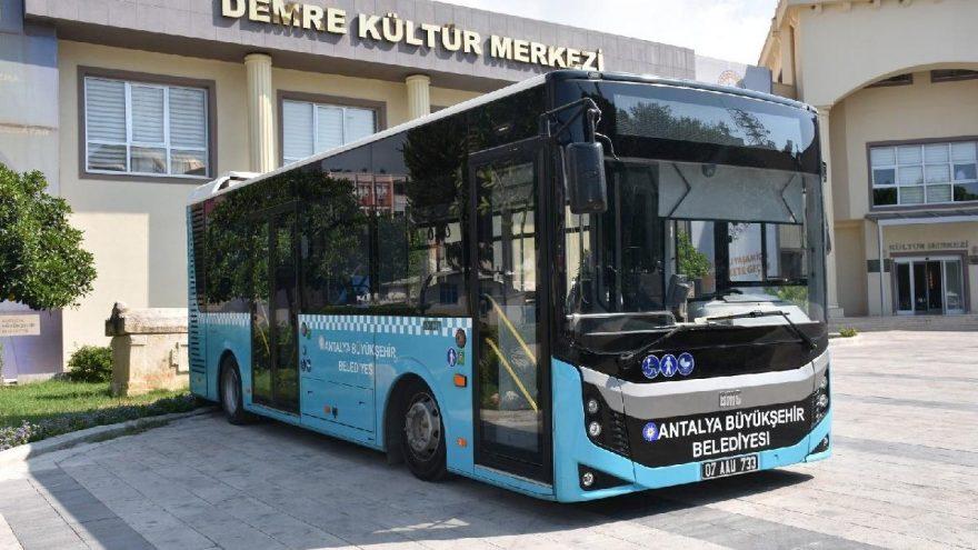 400 Sarısu Depolama Havalimanı Antalya Otobüs Saatleri