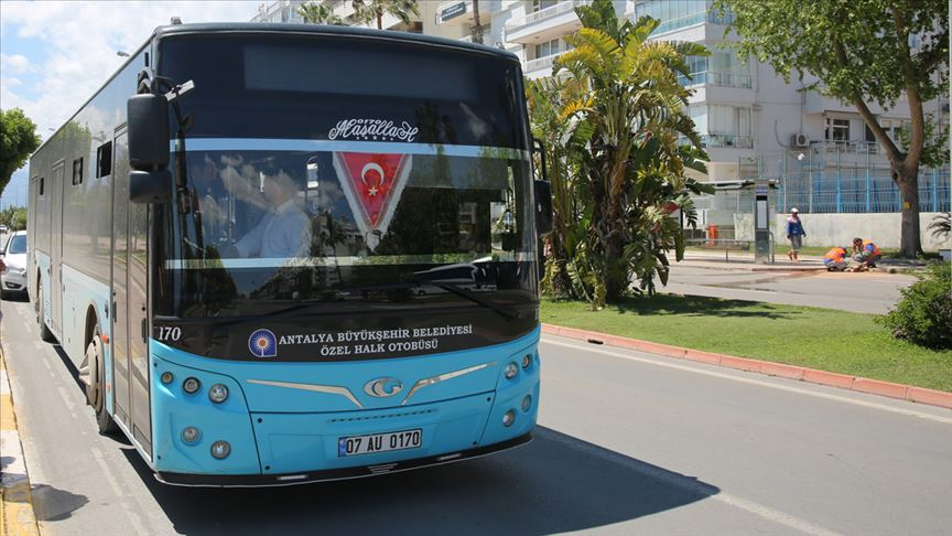8 – Küçük Sanayi İkbalkent Otobüs Saatleri