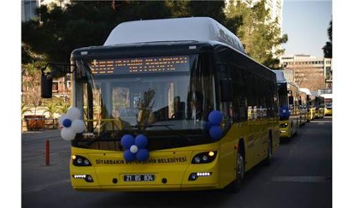 B3 Otobüs Saatleri Diyarbakır