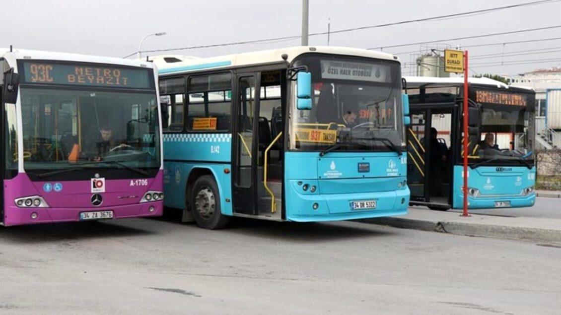 110 Kadıköy Taksim Otobüs Saatleri